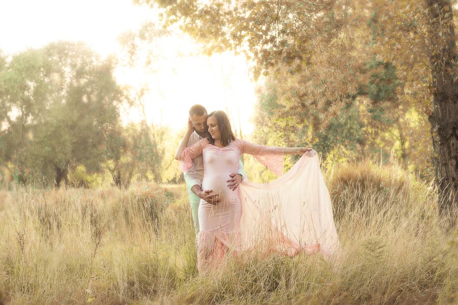 Séance photo grossesse à Angers, Photographe grossesse Maine-et-Loire