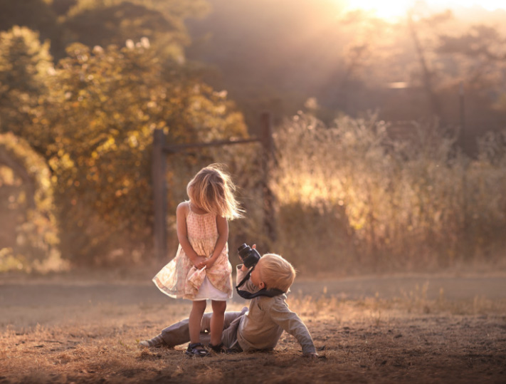 photographe enfant famille Angers