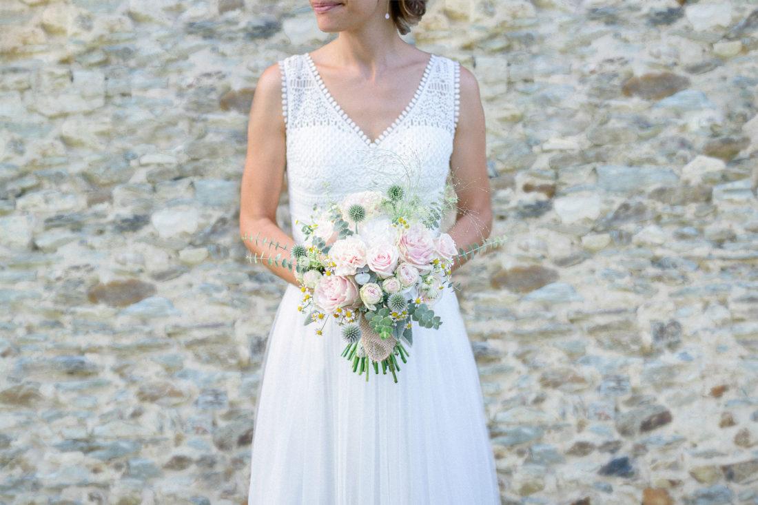 bouquet mariage boheme