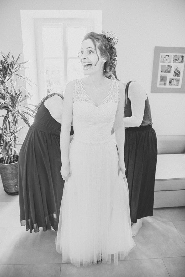 la mariée anjou