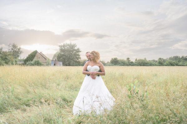 mariage domaine de la rousseliere