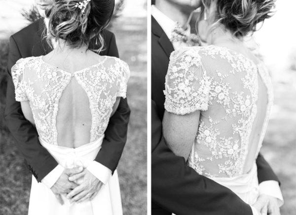 photo de mariage a bouchemaine