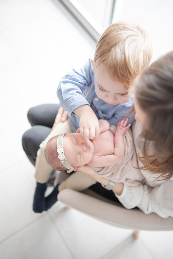 famille nouveau né angers