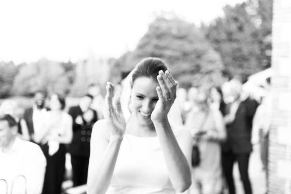 la mariée heureuse angers