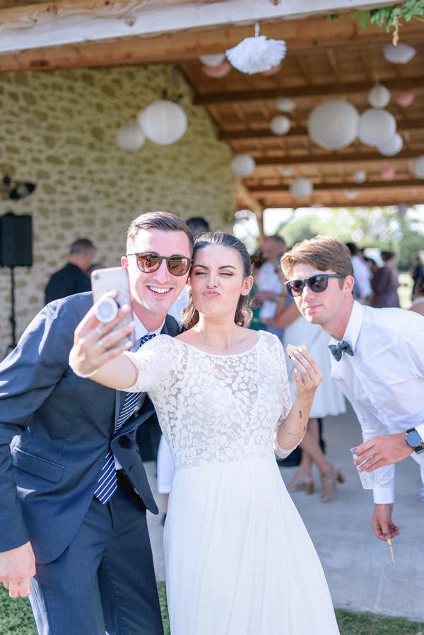 mariage fun photographe