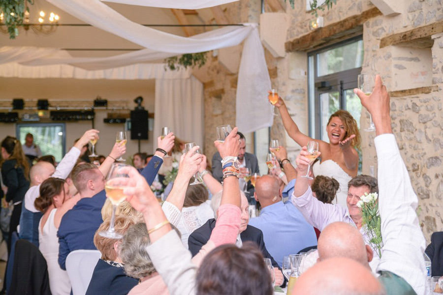photo spontané mariage