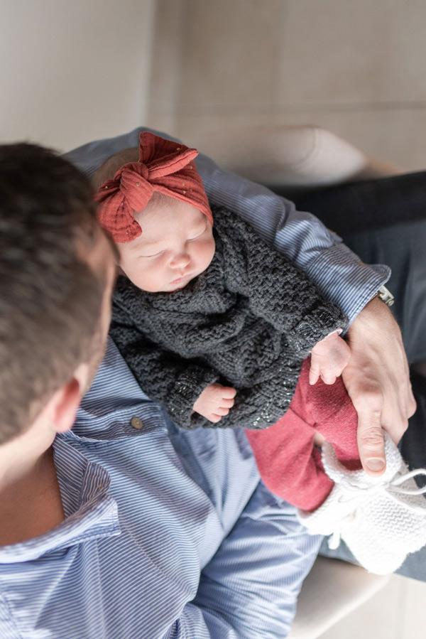 photo de bébé lifestyle