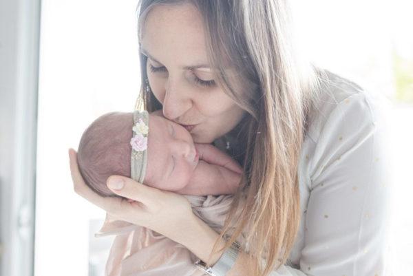 photographe nouveau né bébé angers
