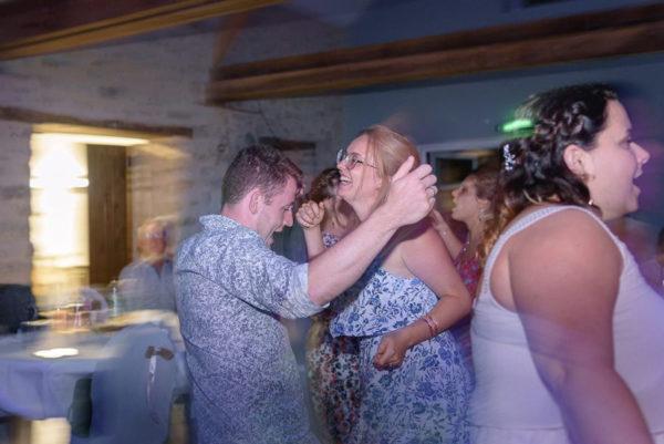 piste de dance mariage