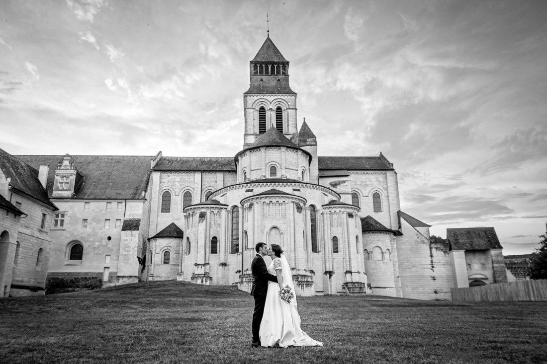 mariage abbaye fontevraud