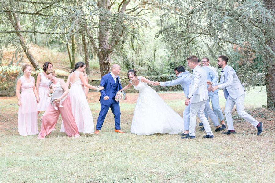 mariage angers fieffe de la thioire